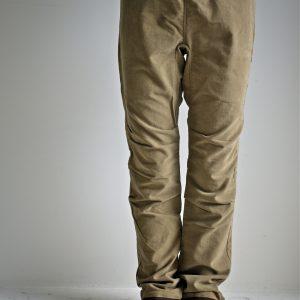 RIB PANTS F/W -BEG-