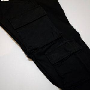 8 POCKET PANTS S/S -BLK-