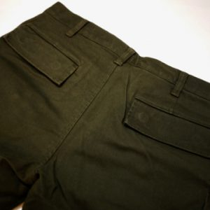 8 POCKET PANTS F/W -KHK-