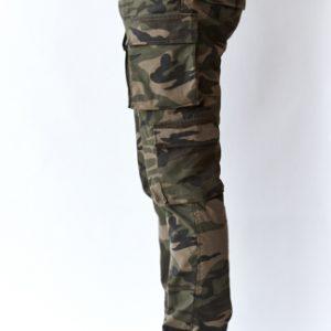 8 POCKET PANTS S/S -CAMO-