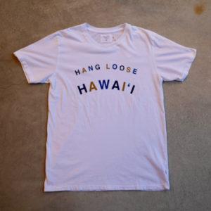 "SALVAGE PUBLIC/Tee ""Origami Logo"" ""Hang Loose"""