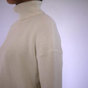 Cotton Turtle knit