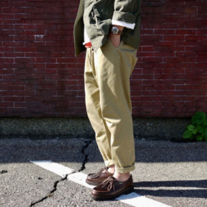 【orSlow BILLY JEAN CHINO】