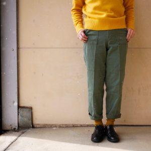 Luvourdays Baker pants