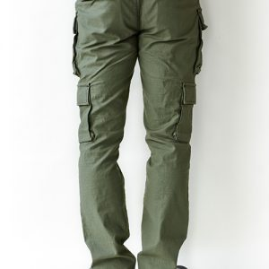 8 POCKET PANTS S/S -BLK-