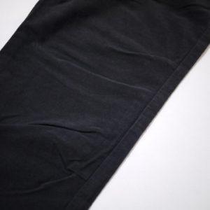 RIB PANTS F/W -GRY-