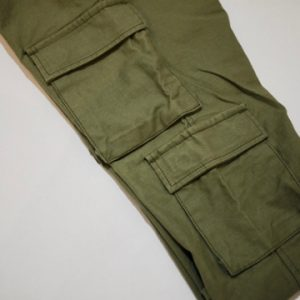 8 POCKET PANTS S/S -KHK-