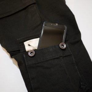 8 POCKET PANTS F/W -DBR-