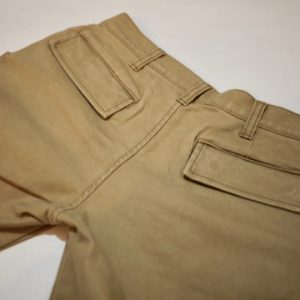8 POCKET PANTS F/W -BEG-