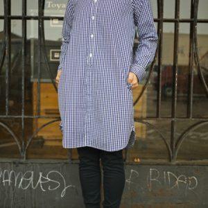 Pujol Shirt one-piece