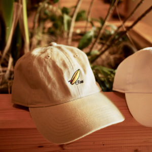 JAMES ABC SURF BOARD CAP