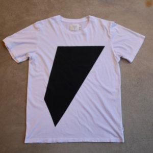 """SALVAGE PUBLIC/Tee """"Logo Asymmetrical"""" """"fin"""""""