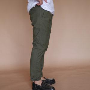Climbing Pants KHK/BLK