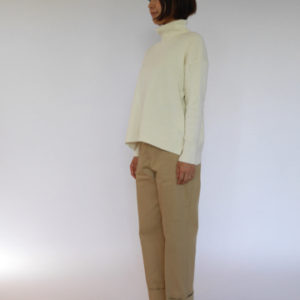 Cotton Turtle knit